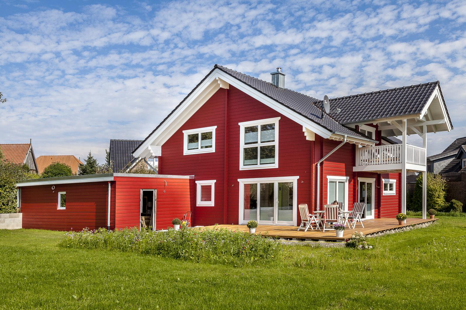 Bevorzugt Blockhäuser | Holzhäuser | Fertighäuser | schlüsselfertig PL41