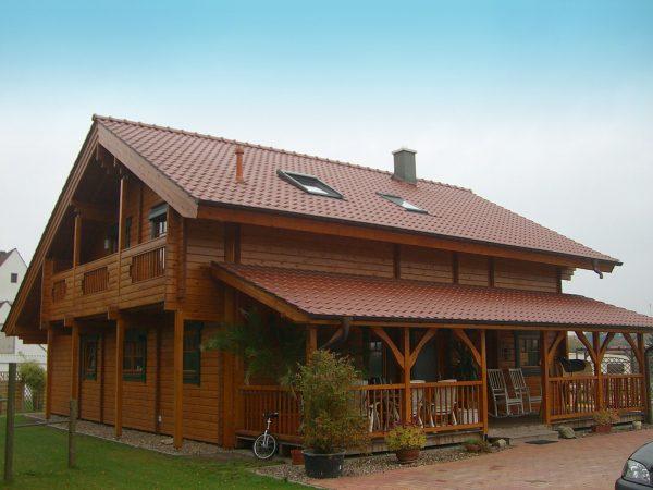Blockhaus Heuer