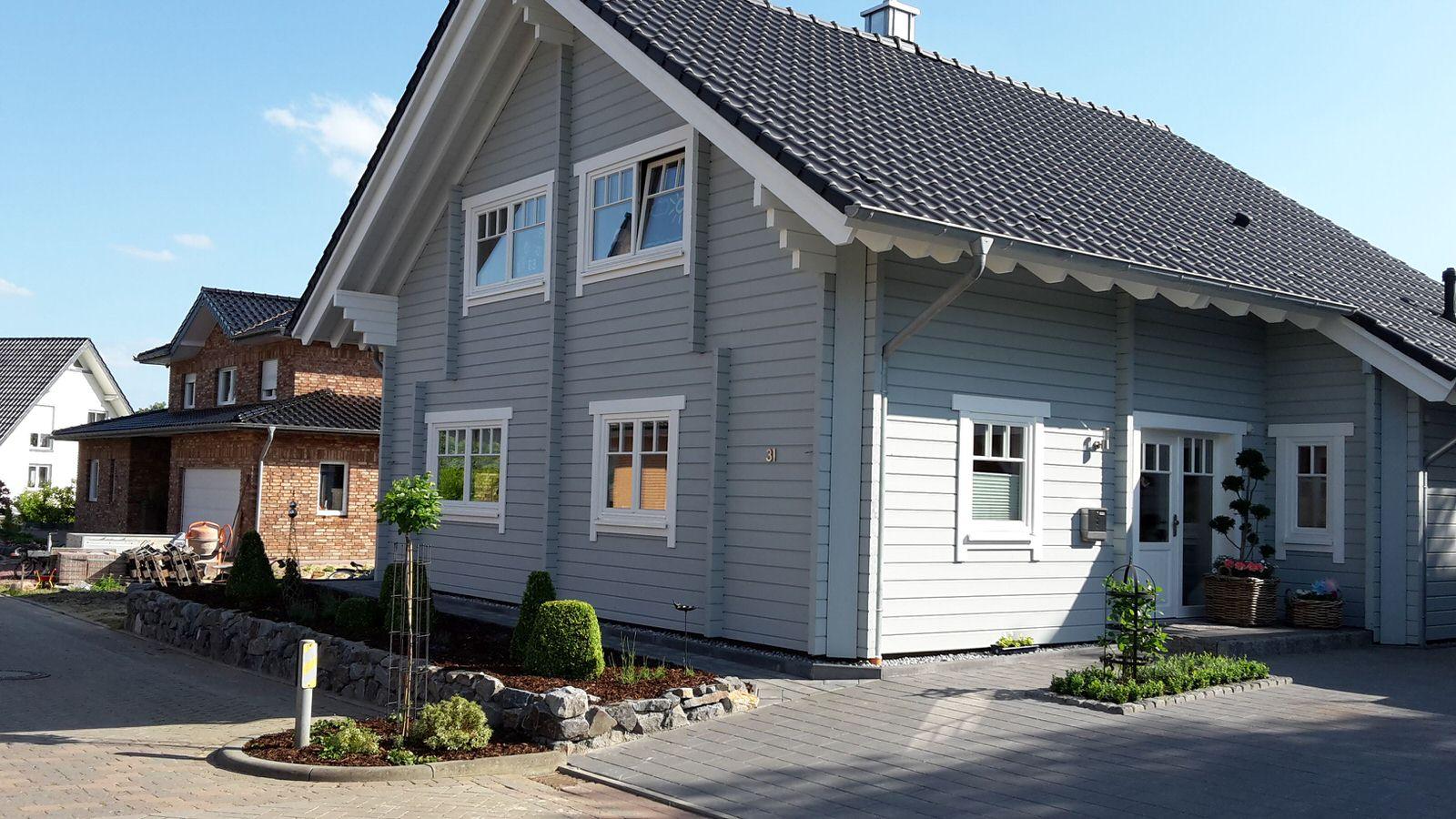 Blockhaus Frerker
