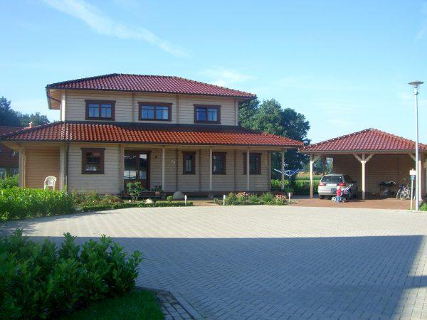Blockhaus Hespe
