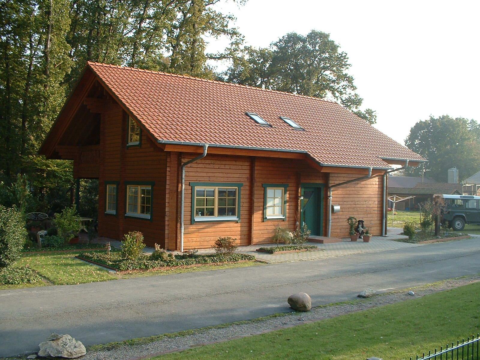 Blockhaus Hoyer