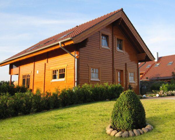 Holzhaus Heidenberger