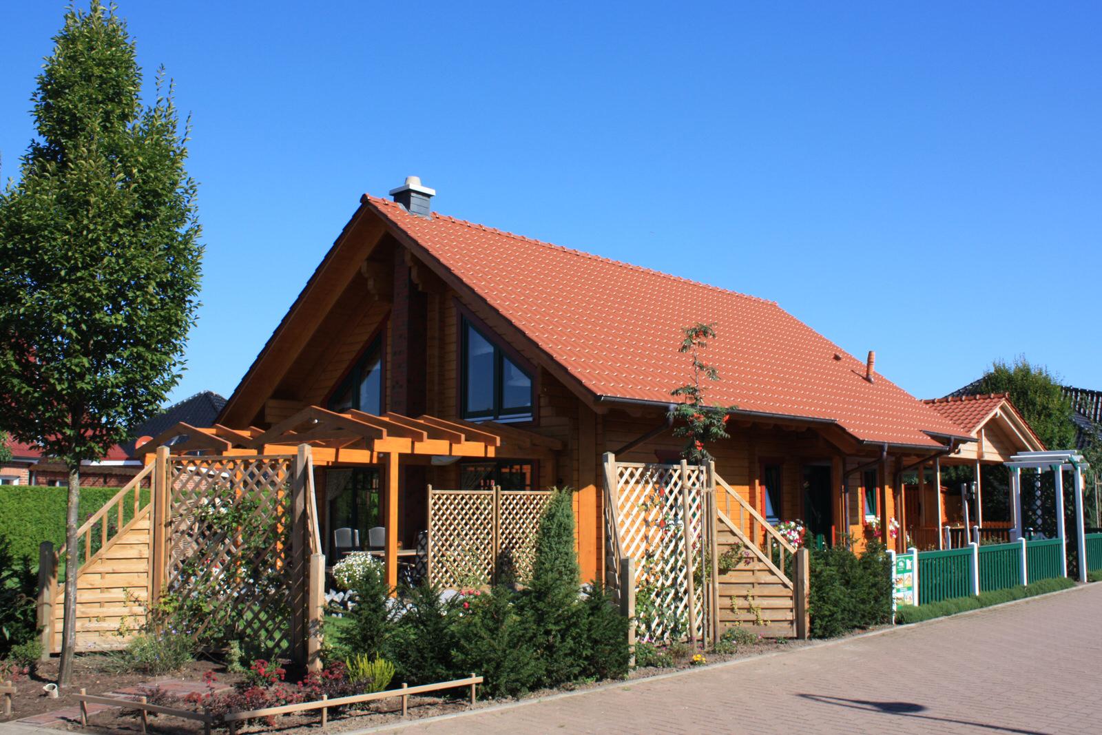 Holzhaus Gärtner