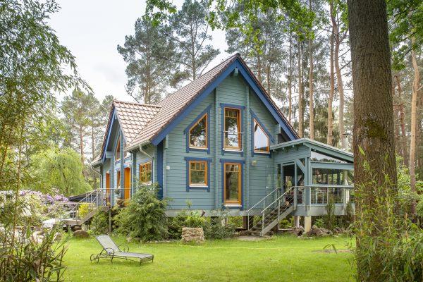 Holzhaus Mehls