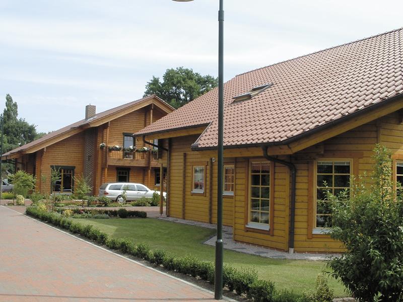 Musterhaus-Siedlung